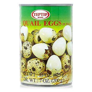 TepTip Quail Eggs In Water 2x425g