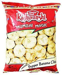 Raguvanshi Banana Wafer Pepper 180g