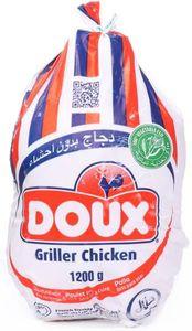 Doux Whole Chicken 1x1200g