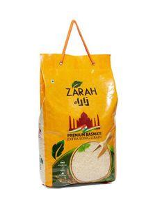Zarah Indian Premium Basmati Rice 5kg