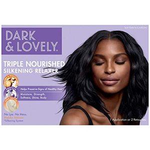Dark & Lovely Relaxer Conditioner Hair Kit 1kit