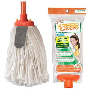 Kress Kleen Cotton Wet Mop 1pc