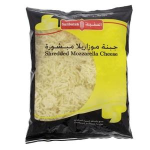 Sunbulah Shredded Mozzarella Cheese 2x200g