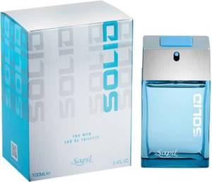 Sapil Solid Eau De Toilette for Men 100ml+150ml