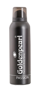 Golden Pearl Passion Perfumed Body Spray 25ml