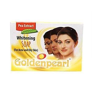 Golden Pearl Whitening Soap 100g