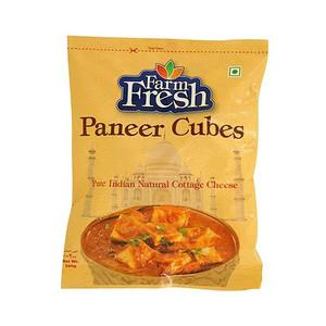 Farm Fresh Paneer Cubes 1000g