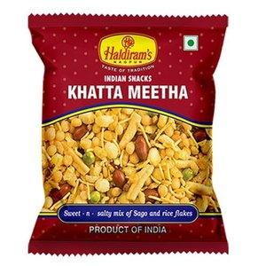 Haldiram's Khatta Meetha Namkeen 400g