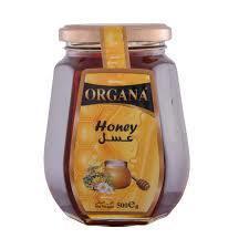 Organa Honey 2x500g