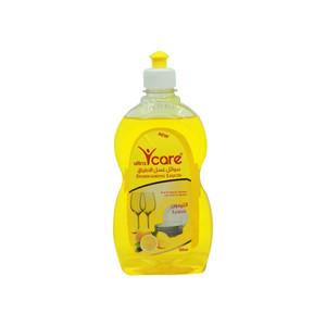 V-Care Dish Wash Liquid Lemon 500ml
