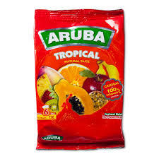 Aruba Instant Tropical Drink Pouch 750g