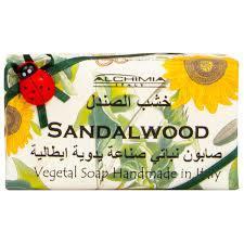 Alchimia Vegetal Sandalwood Soap 200g