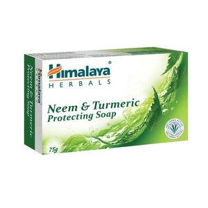 Himalaya Herbals Neem & Turmeric Soap 6x125g