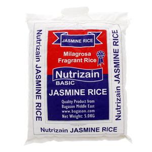 Nutrizain Jasmine Rice 5kg