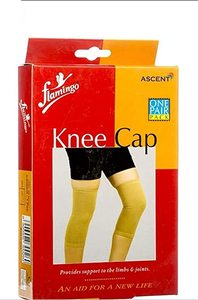 Flamingo Knee Cap 1pc