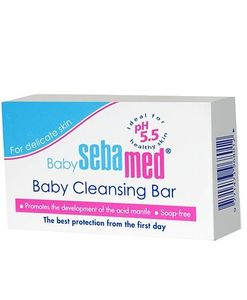Sebamed Baby Cleansing Bar 2x150g
