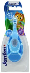 Jordan Soft Baby Tooth Brush 1pc