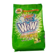 Wow Fresh Lime Detergent Powder 2500g