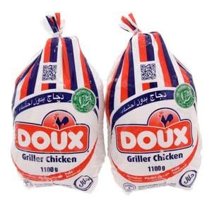 Doux Whole Chicken 2x1000g