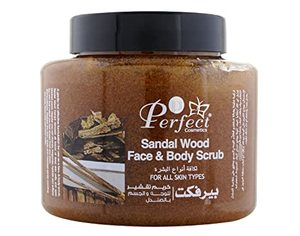 Perfect Sandal Wood Facial Scrub 500ml