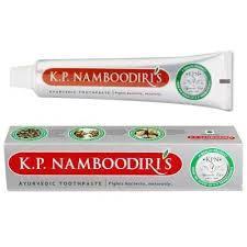 K.P.Namboodiris Herbal Tooth Paste 2x125g