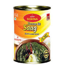 Sohna Sarson Ka Saag 850g