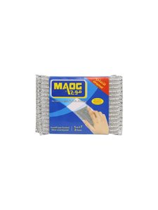 Maog Double Scouring Silver 2pcs