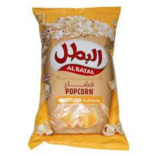 Al Batal Popcorn Butter 25g