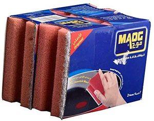 Maog Tough Scrub 3pack
