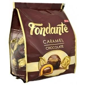 Elvan Fondant Caramel Chocolate Bag 500g