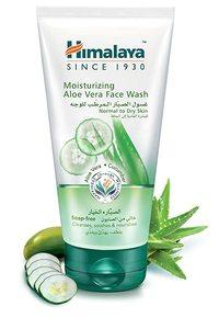 Himalaya Herbals Aloe Vera Face Cleansing Gel 165ml