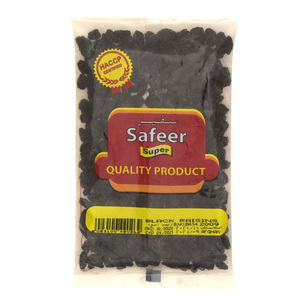 Safeer Black Raisins 200g
