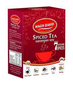Wagh Bakri Masala Tea Jar 250g