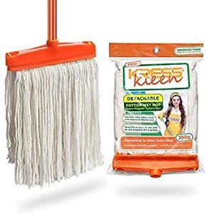 Kress Kleen Detachable Cotton Mop 350g