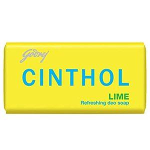 Cinthol Lime Soap 6x125g