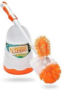 Kress Kleen Toilet Cleaner Brush Set 1set
