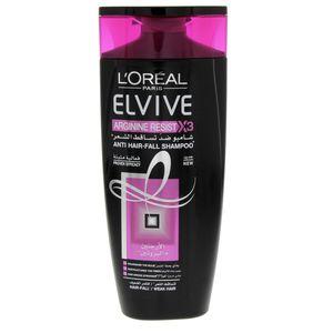 L'Oreal Elvive Arginine Shampoo 2x400ml