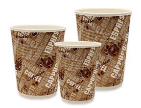 Hotpack Paper Cups 50s
