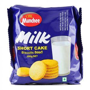 Munchee Milk Short Cake 200g