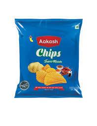Aakash Indori Masala Chips 130g