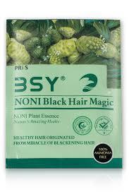 BSY Noni Hair Color Black Magic 1pc