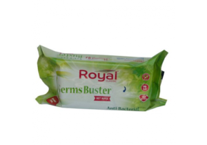 Royal Classic Wet Wipes 40s