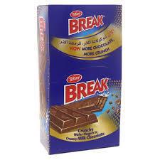 Tiffany Break Crunchy wafer Fingers 12x31g