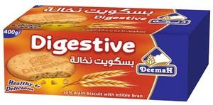 Deemah Digestive Biscuits 3x240g