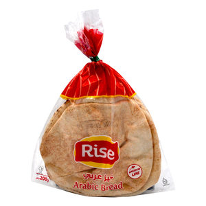 Rise Arabic Bread Medium 200g