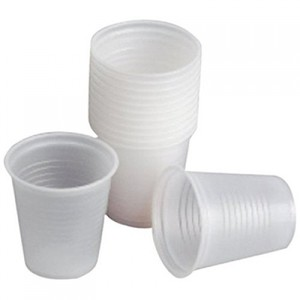 Hotpack Plastic Disposable Cups 3x50s