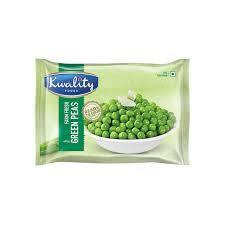 Kwality Green Peas 2x400g