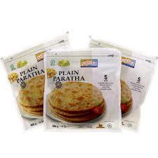 Ashoka Plain Paratha 3x400g