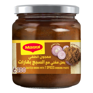 Maggi Sauteed Onions With 7 Spices Cooking Paste 200g