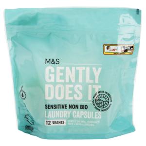 Non-Bio Sensitive Laundry Capsules 314g